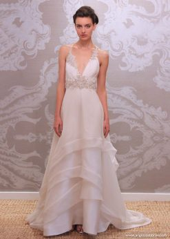 Wedding Dress Anjel Alba Front By Angelo Lambrou