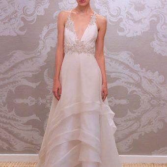 Wedding Dress Anjel Alba Front By Angelo Lambrou