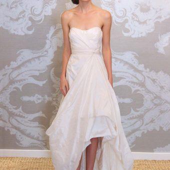 Wedding Dress Anjel Aura Front By Angelo Lambrou