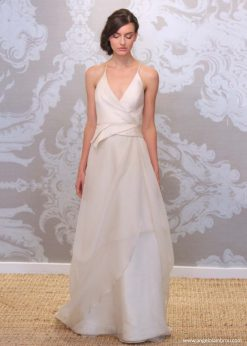 Wedding Dress Anjel Cierra Front By Angelo Lambrou