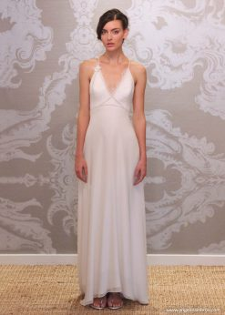 Wedding Dress Anjel Emilia Front By Angelo Lambrou