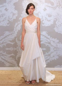 Wedding Dress Anjel Jesenia Front By Angelo Lambrou