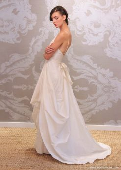 Wedding Dress Anjel Jesenia Side By Angelo Lambrou