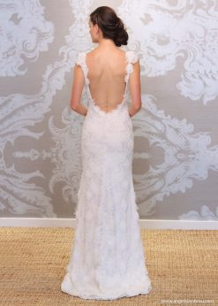 Wedding Dress Anjel Serena Back By Angelo Lambrou