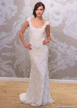 Wedding Dress Anjel Serena Front By Angelo Lambrou