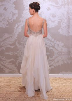 Wedding Dress Anjel Sol Back By Angelo Lambrou
