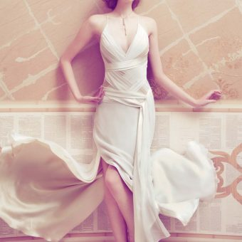Wedding Dress Aurora By Angelo Lambrou