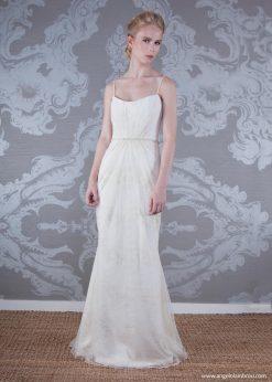 2017 Wedding Dress Autumn Front