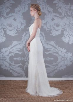 2017 Wedding Dress Autumn Side