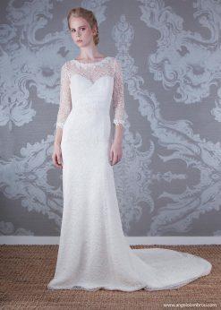 2017 Wedding Dress Avery Front