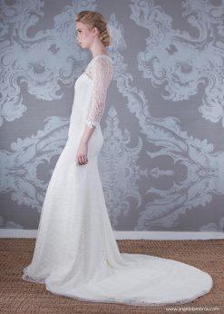 2017 Wedding Dress Avery Side