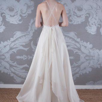 2017 Wedding Dress Branwyn Back