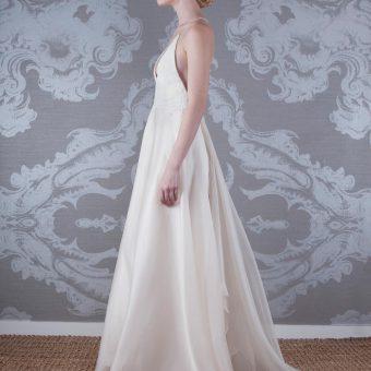 2017 Wedding Dress Branwyn Side