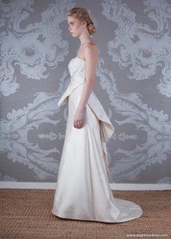 2017 Wedding Dress Cara Side