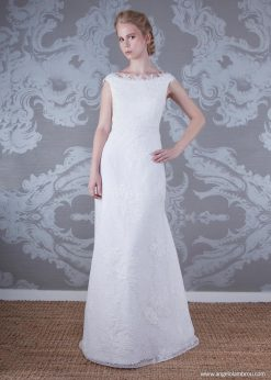 2017 Wedding Dress Delphyne Front