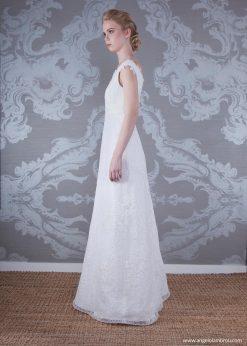 2017 Wedding Dress Delphyne Side
