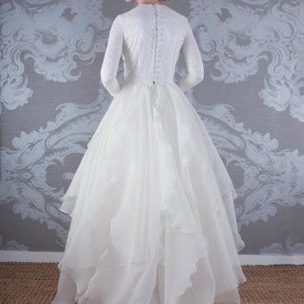 2017 Wedding Dress Fairie Back