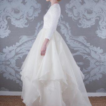 2017 Wedding Dress Fairie Side