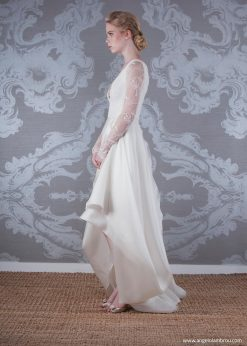 2017 Wedding Dress Fairylithe Side