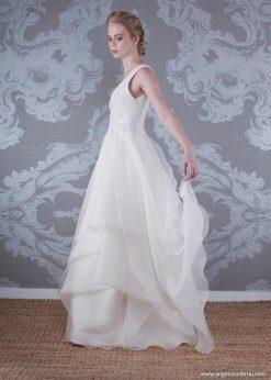 2017 Wedding Dress Hermione Side