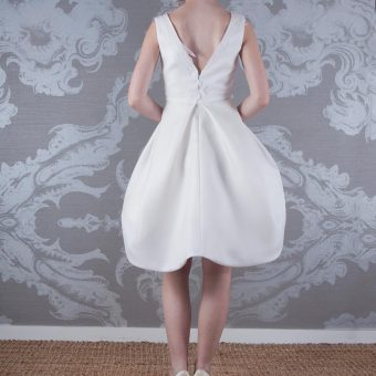 2017 Wedding Dress Ivy Back