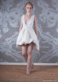 2017 Wedding Dress Ivy Front