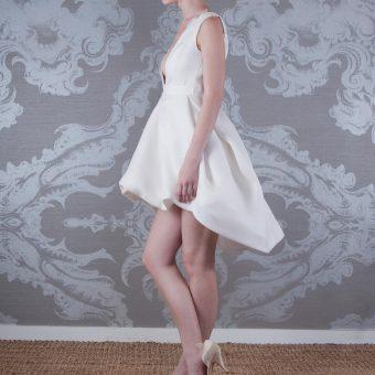 2017 Wedding Dress Ivy Side