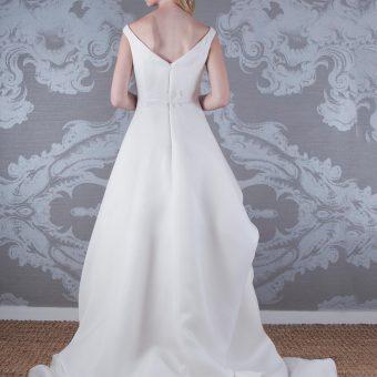 2017 Wedding Dress Jacqueline Back