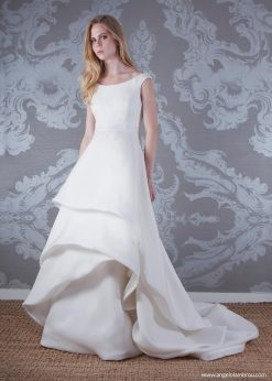2017 Wedding Dress Jacqueline Front