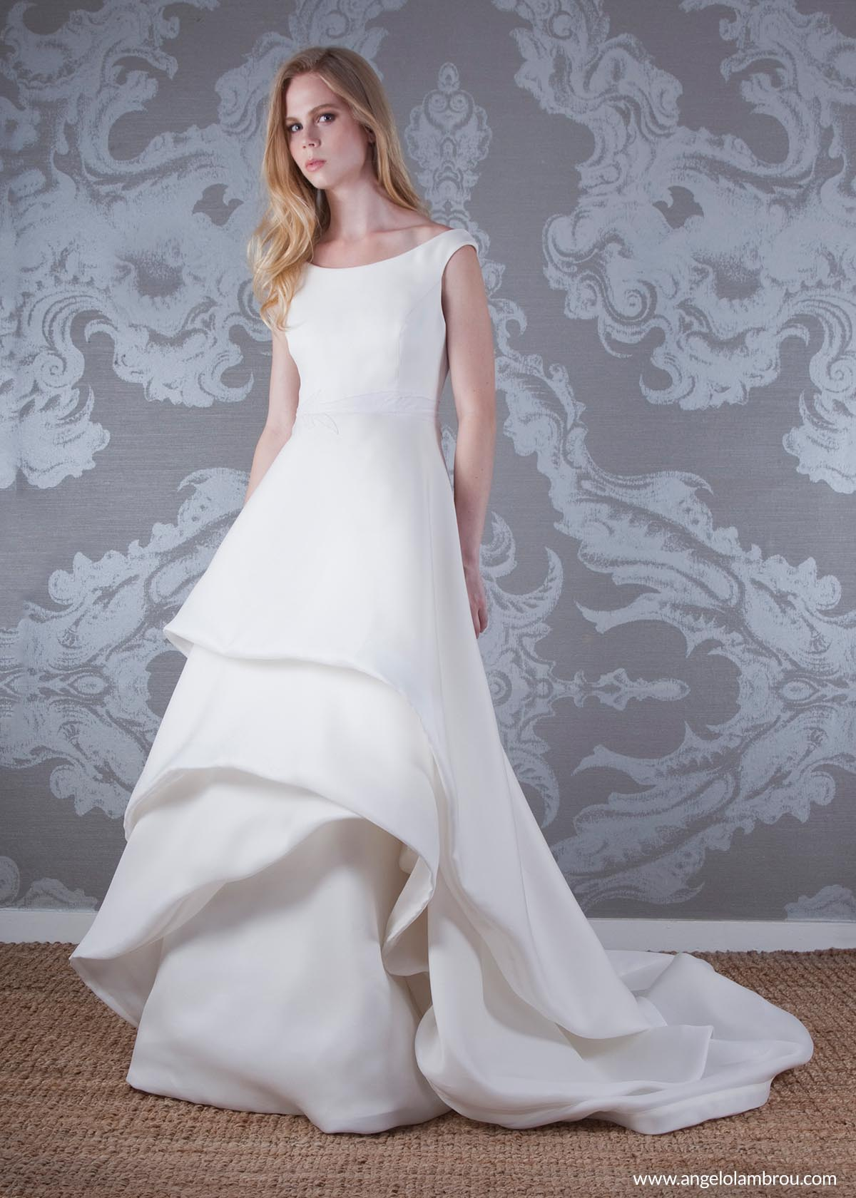 Angelo Lambrou Atelier – New York NY Couture Wedding Dresses ...