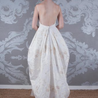 2017 Wedding Dress Maebry Back