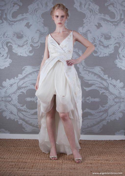 2017 Wedding Dress Maebry Front