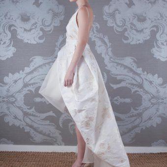 2017 Wedding Dress Maebry Side
