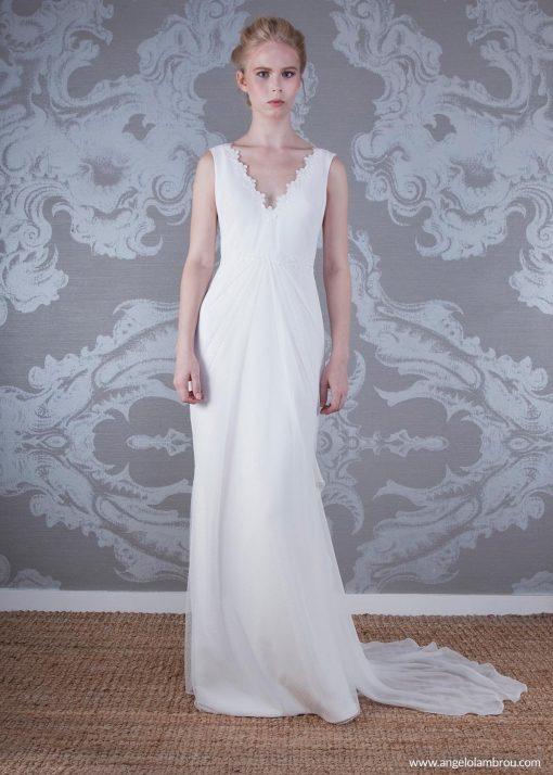 2017 Wedding Dress Skye Front