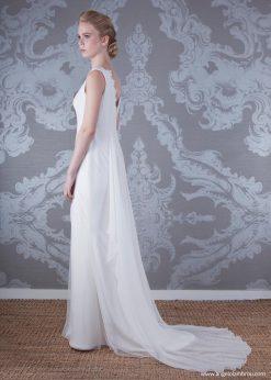 2017 Wedding Dress Skye Side